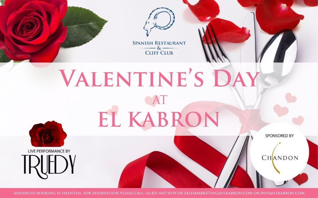 Valentine's day El Kabron